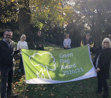 Yet another record-breaking year for Southend's parks
