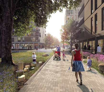 """Planning application submitted for """"largest housing-led regeneration project in Southend's history"""""""