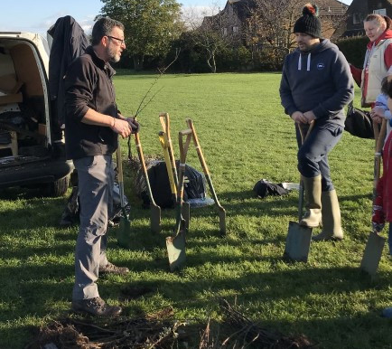 Tree-mendous planting season - and you can get involved