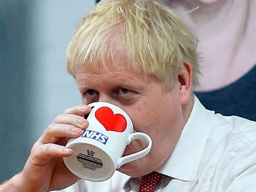 Johnson lacks the bloody-minded drive and genuine compassion to lead our NHS in the right direction