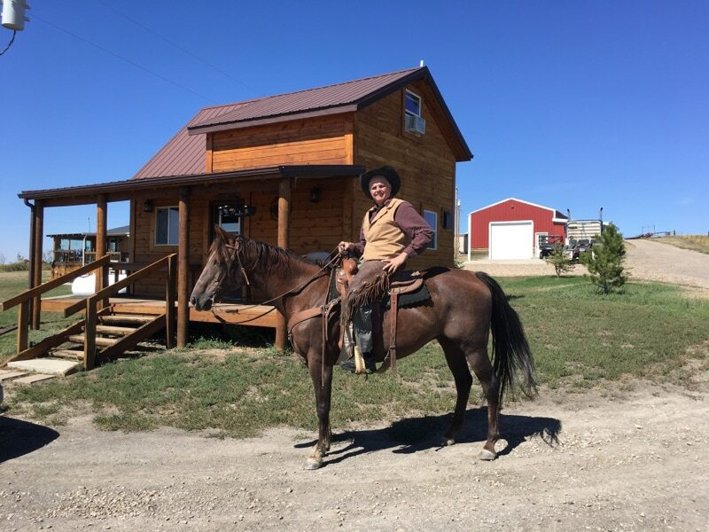 Crow Creek Guest Ranch, South Dakota
