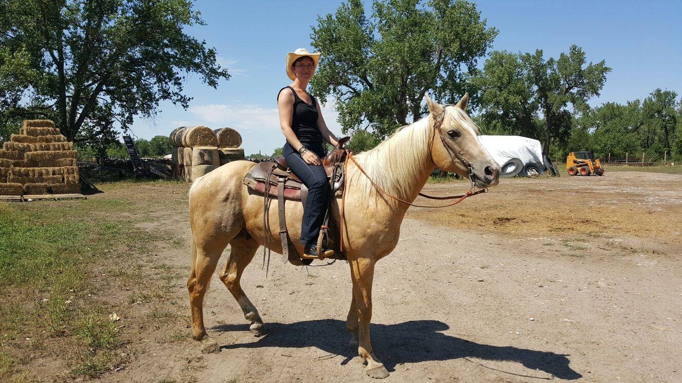 Crow Creek Guest Ranch, South Dakota