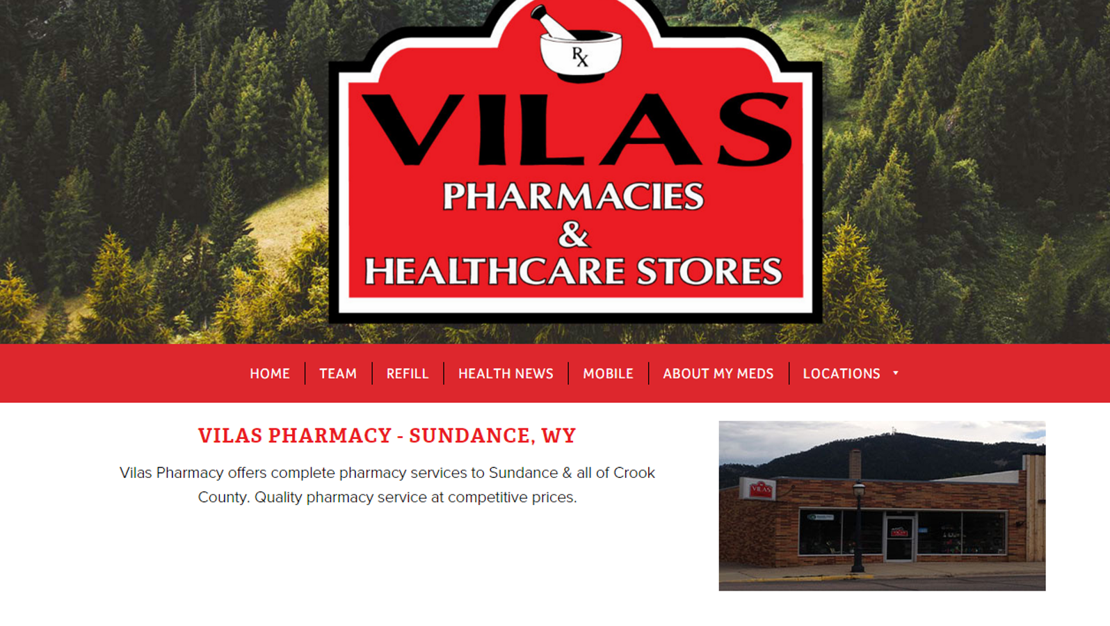 Vilas Pharmacy and Gifts