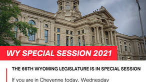 Join us in Cheyenne!