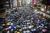 《老刘聊热点》之真实的香港 东方明珠这20年为何越来越暗淡