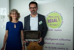 Trophées de RÉGAL, 2018