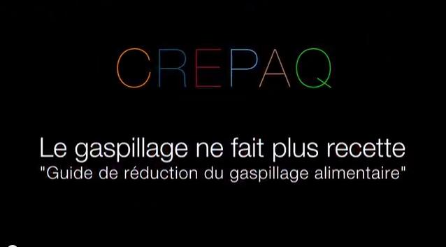 Vidéo du CREPAQ