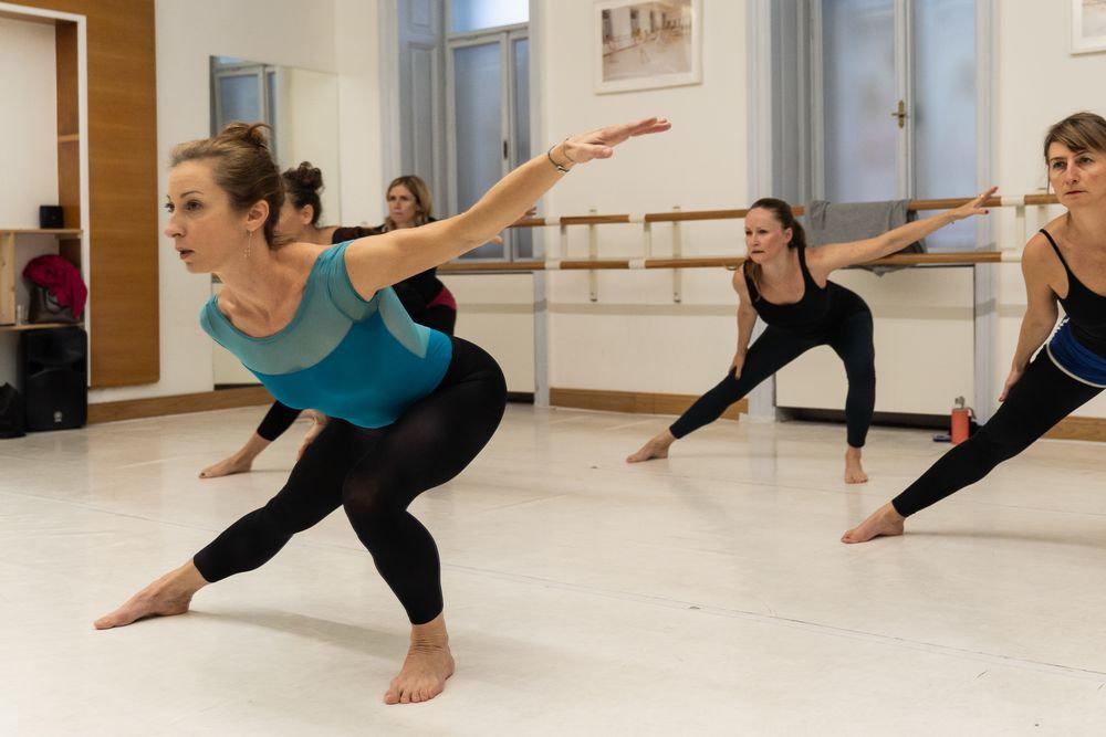 Balletoning mit Franziska Hollinek