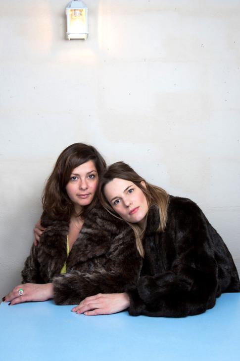 Manon et Maëlane