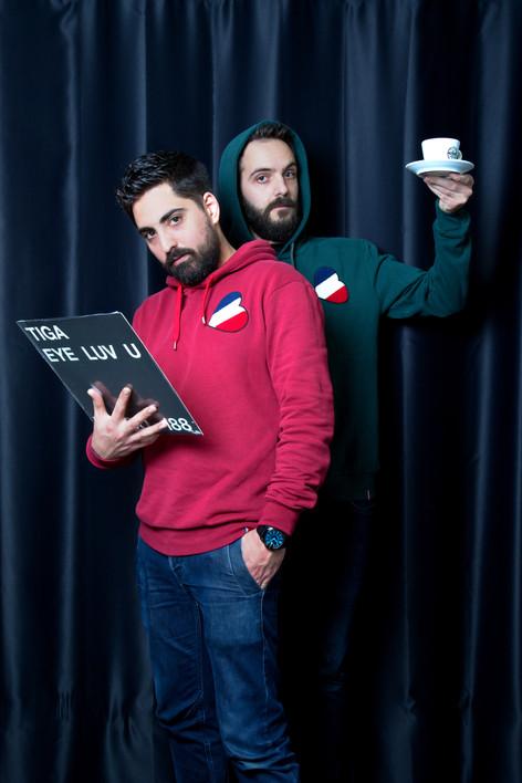 Maxime et Karim