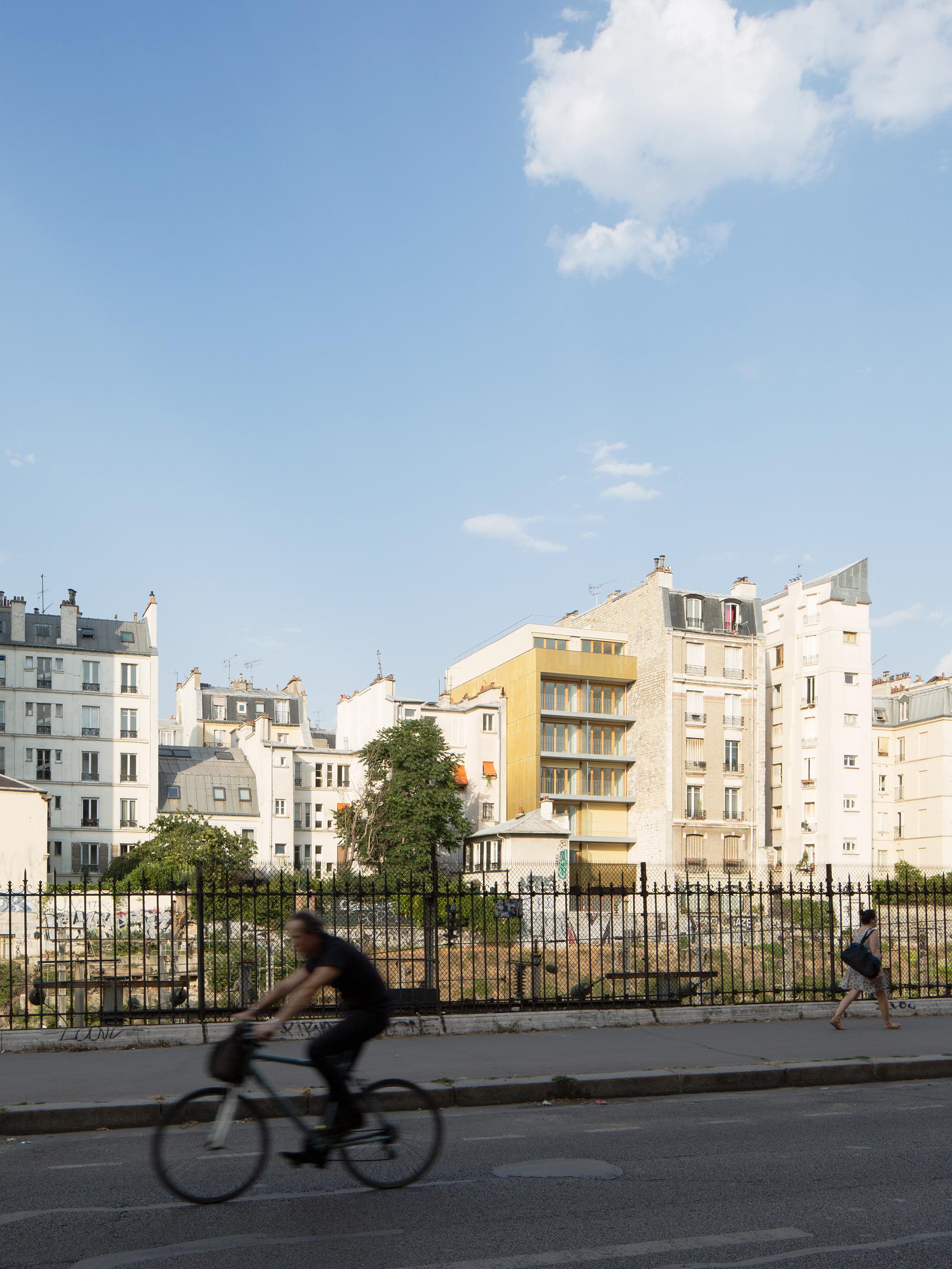 12 LOGEMENTS SOCIAUX PARIS