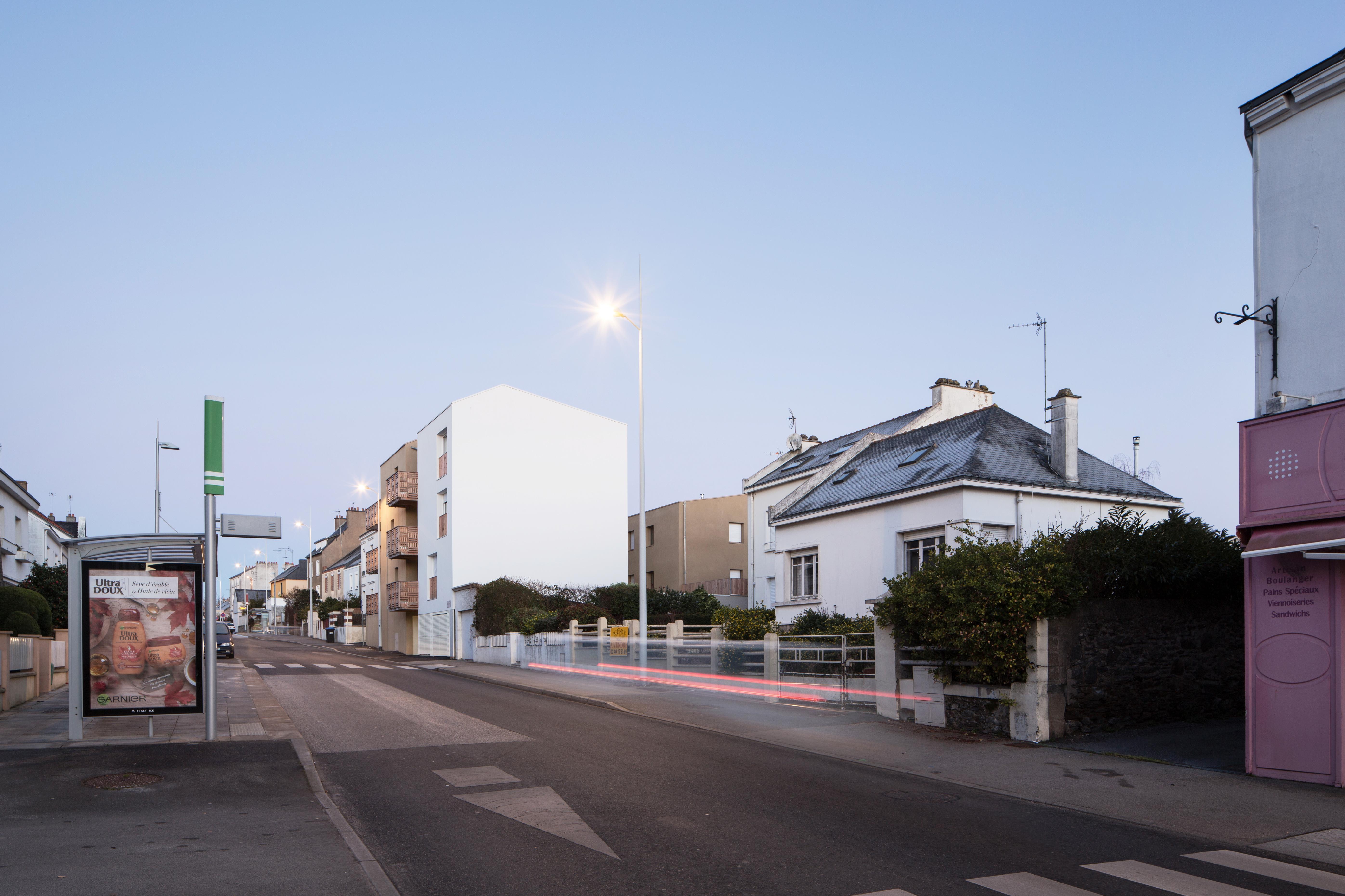 12 LOGEMENTS SOCIAUX St-NAZAIRE (44)