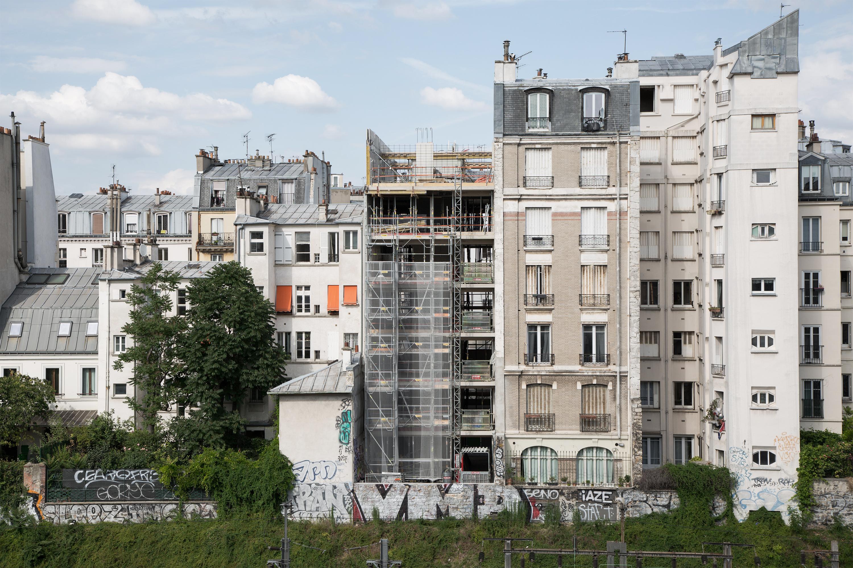 CHANTIERS LOGEMENTS PARIS