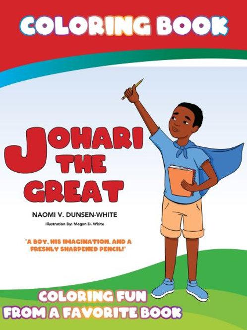 Johari The Great - Coloring Book