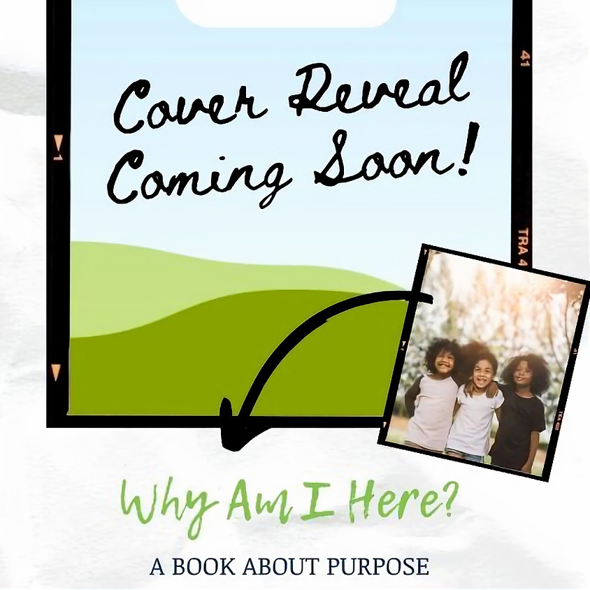 """Book Launch: """"Why Am I Here?""""  - A Book About Purpose"""