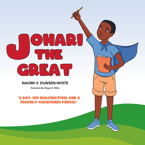 Johari the Great - Book (softcover)
