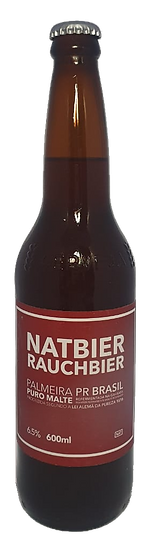 Natbier Rauchbier 600ml
