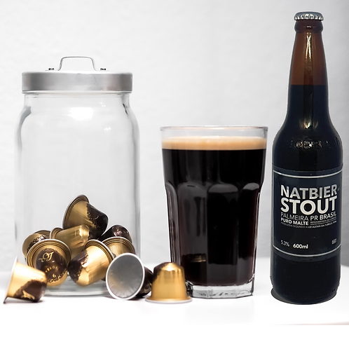 Natbier Stout 600ml