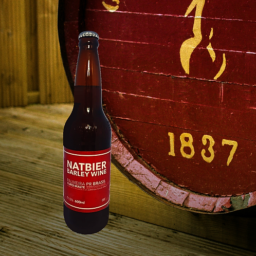 Natbier Barley Wine 600ml