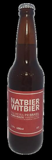Natbier Witbier 600ml