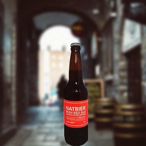 Natbier Irish Red Ale 600ml