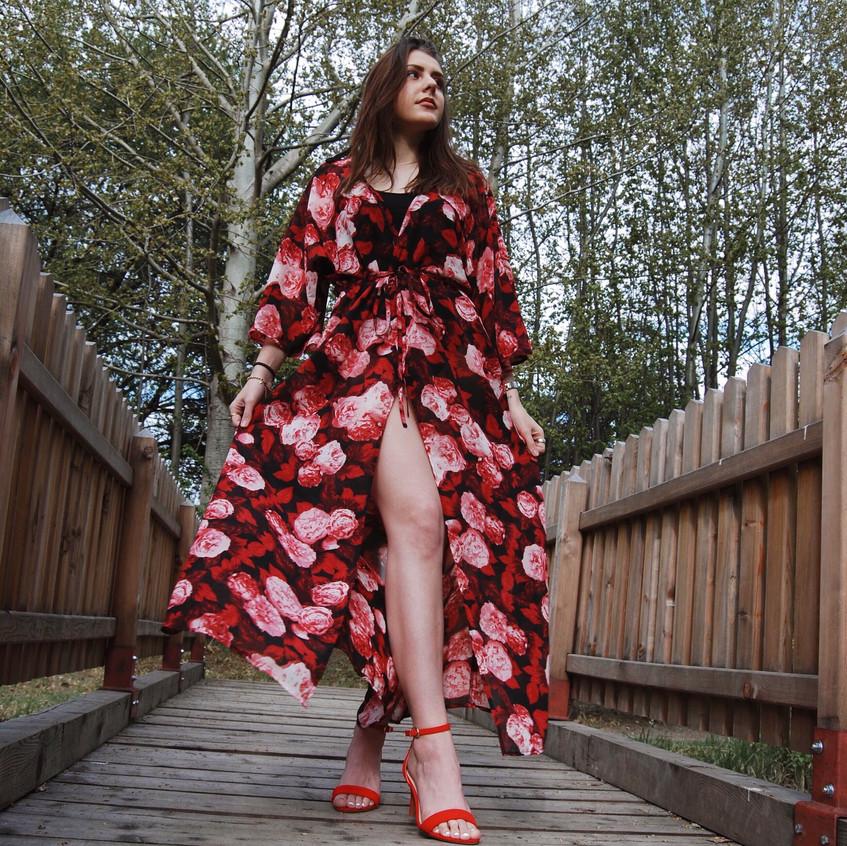 Kleid von NA-KD