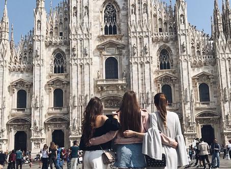 Milano Shoppingtrip ♡