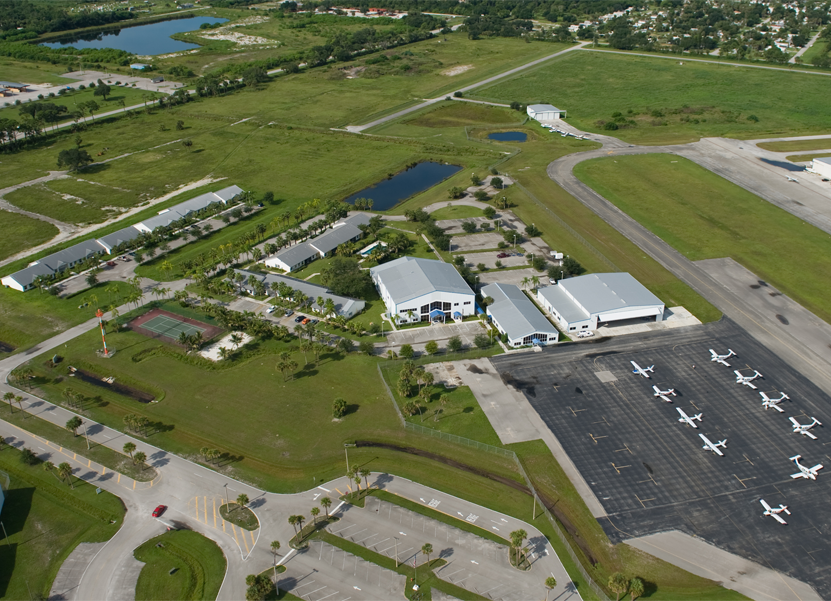 European Flight Training facilities