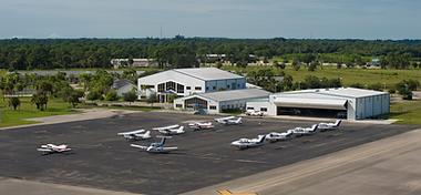 International students Pilot training