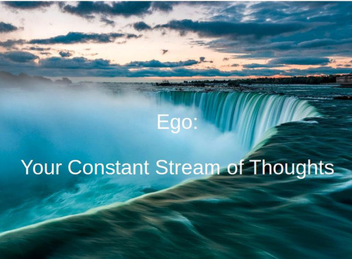 My Spiritual Definition of the Ego