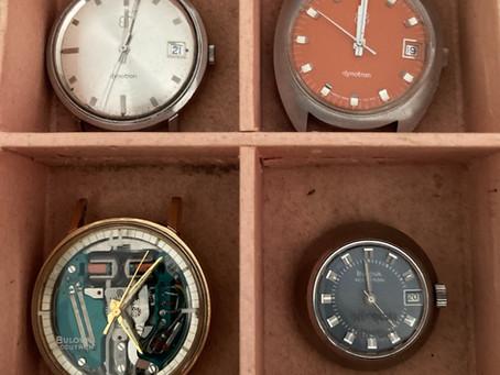Uhrmacher gesucht!