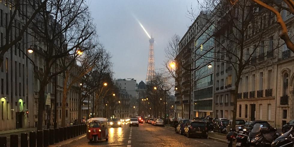 Reise nach Paris | Voyage à Paris