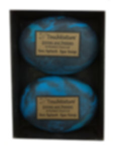 Touch Nature Hndmade Activatd Charcoal Sea Splash Soap