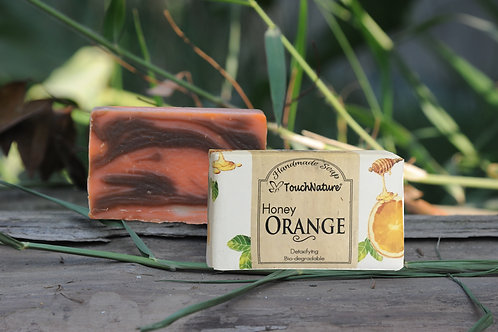2pc 100gm Honey Orange Soap