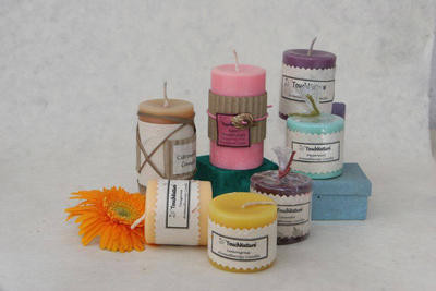 Touch Nature Handmade Candles
