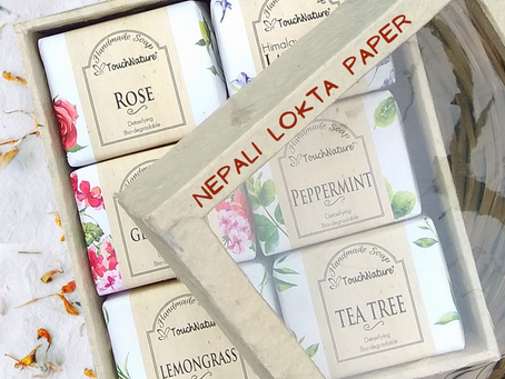 Why Nepali Handmade Lokta Paper?
