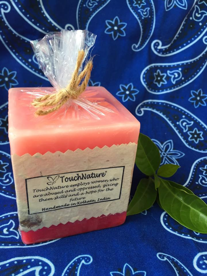 Touch Nature Handmade Candle