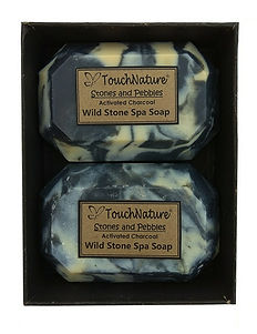Touch Nature Activated Chacoal Spa Soap