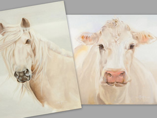 Cloud and Pearl now available as fine art Giclee prints