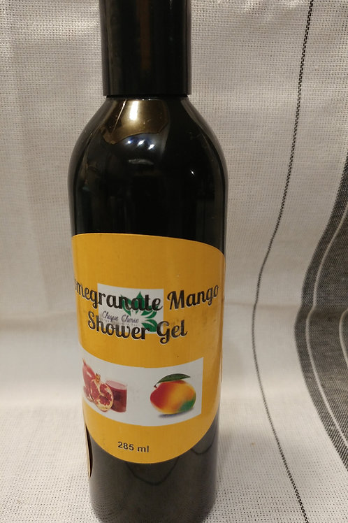 Pomegranate Mango Shower Gel