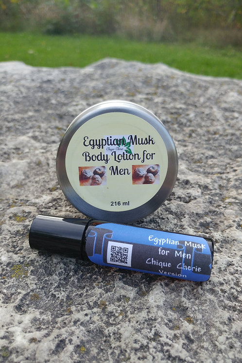 Egyptian Musk for Men Perfume