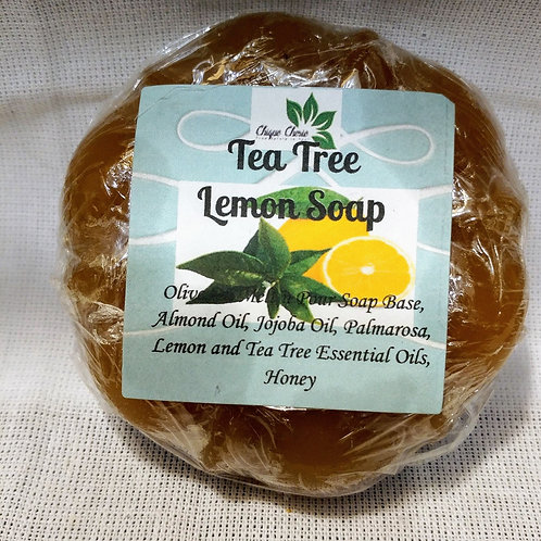 Tea Tree Lemon Soap Bar