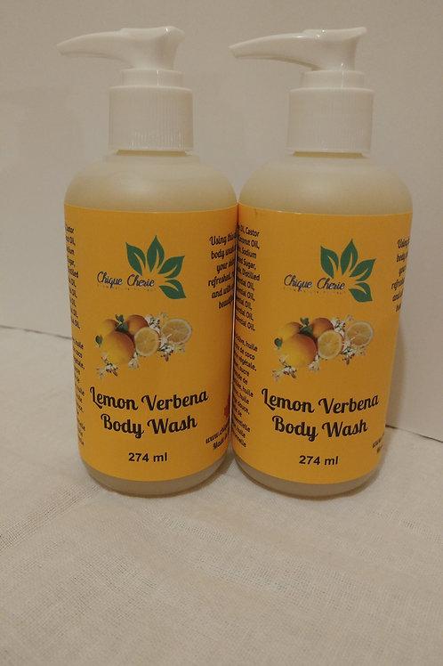 Lemon Verbena Body Wash
