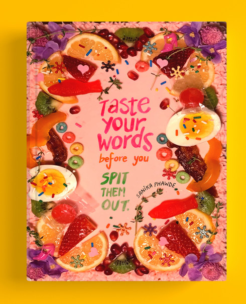 Taste Your Words ( Before You Spit Them