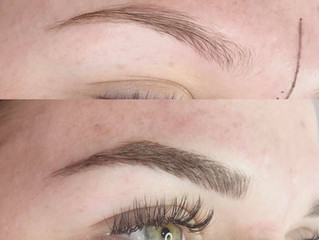 Microblading at Elements from August 2017