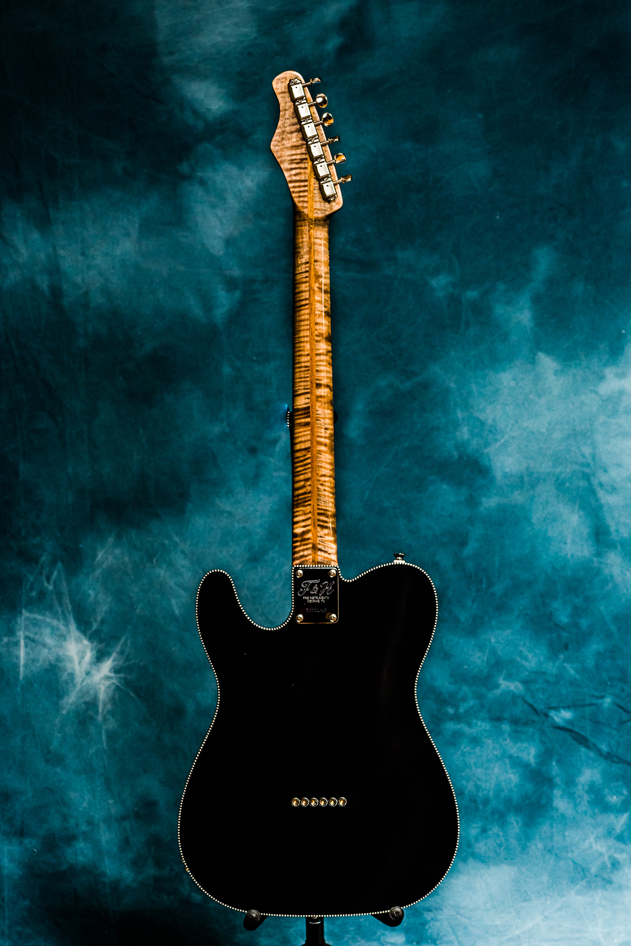Black Power Tele 1B