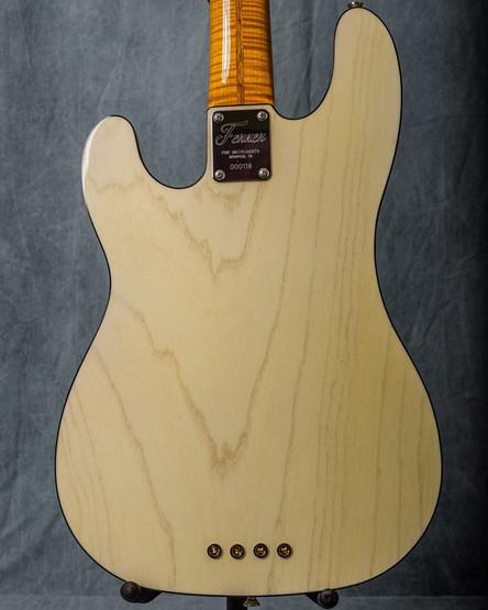 Custom '68 Antiqued Milk White