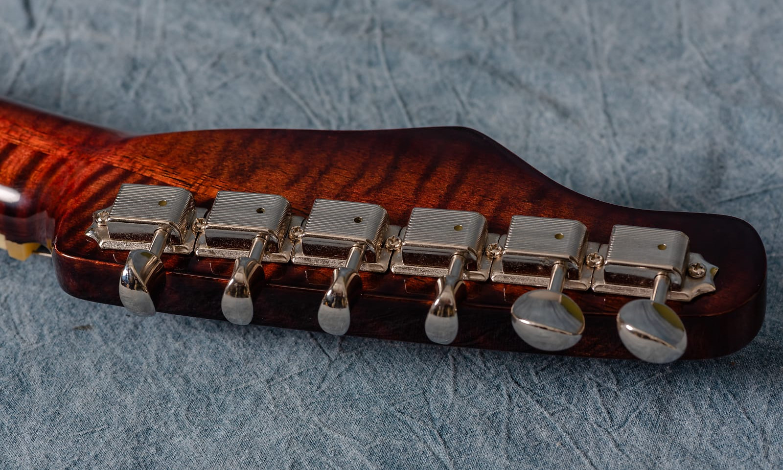 Custom Double Luxe Solid Body 2H
