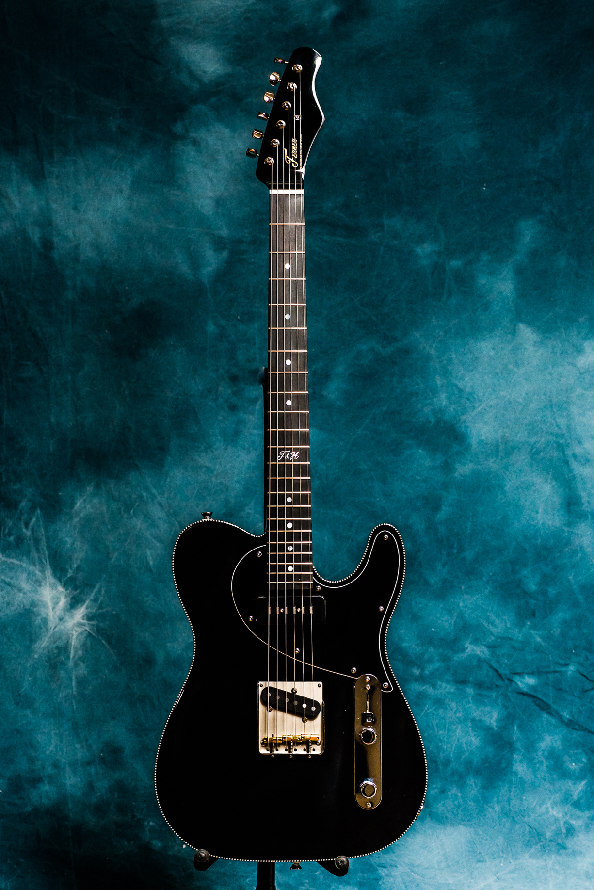 Black Power Tele 1
