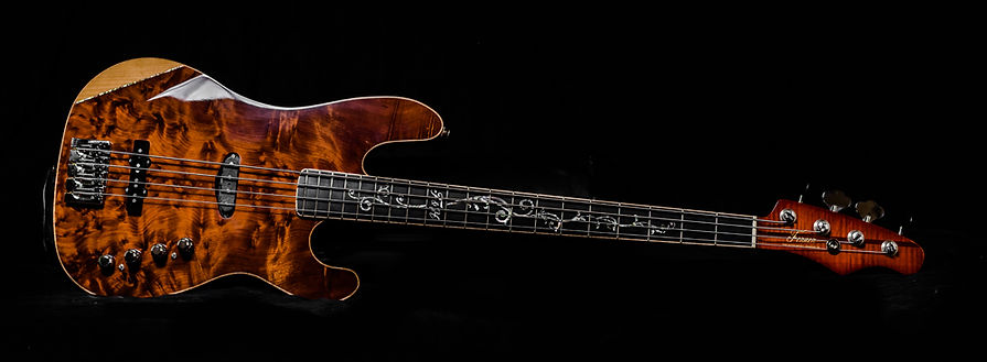 Ferner Fine Instruments Aviator Bass Model